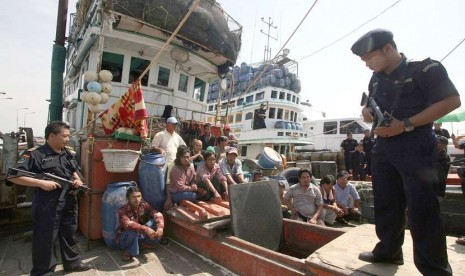 President To Repatriate Boat People Involved In Illegal Fishing