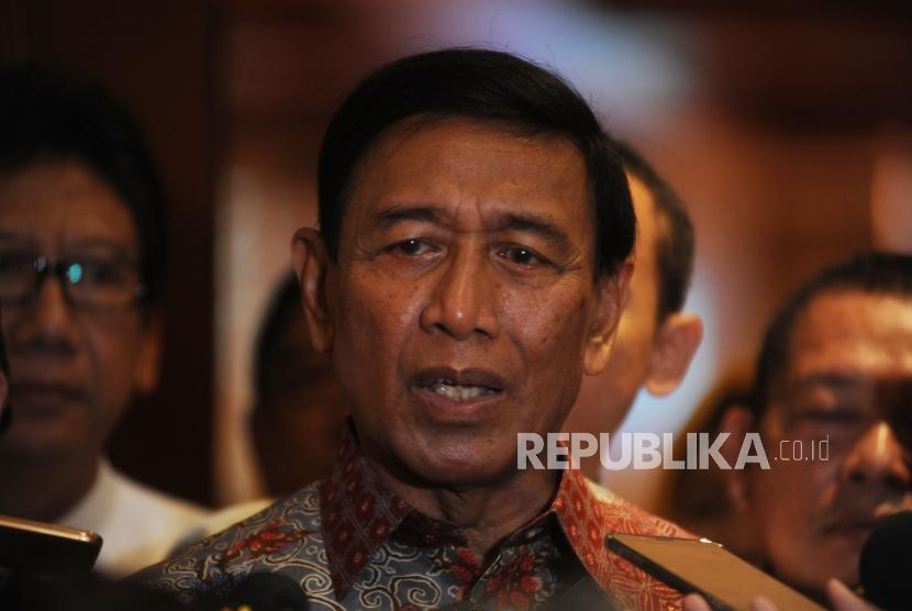 Coordinating Minister of Political, Legal and Security Affairs, Wiranto