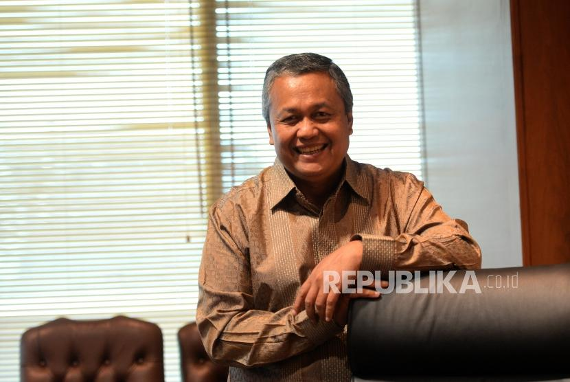 Gubernur Bank Indonesia - Perry Warjiyo