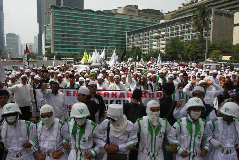According to Interior Minister Tjahjo Kumolo, the Islamic Defenders Front (FPI)'s activities is still in line with Pancasila.