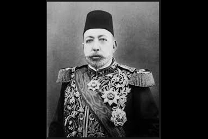 35th Sultan of the Ottoman Empire and 114th caliph of Islam, Mehmed V.