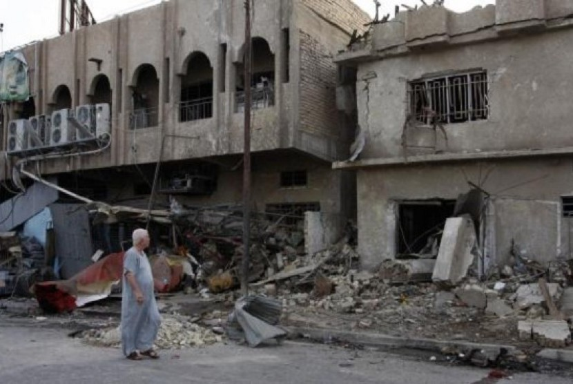 UN: Nearly 800 killed in Iraq's bloodiest month this year