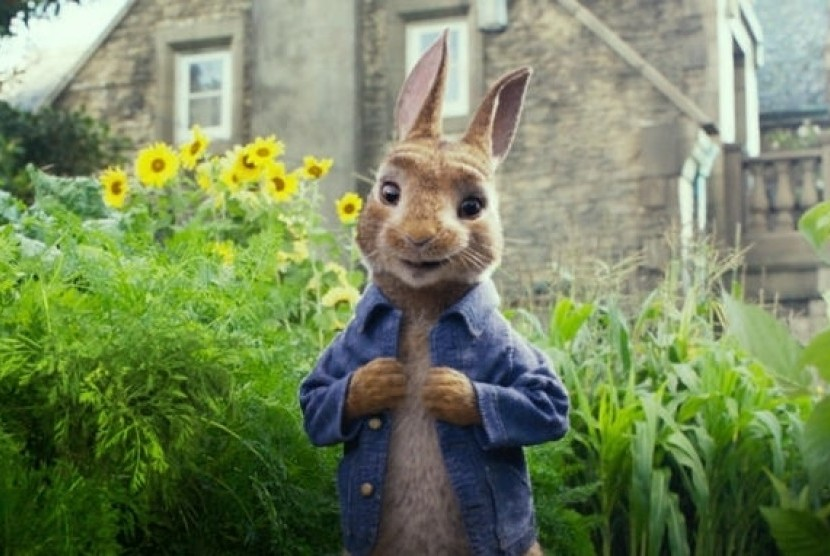 Film Peter Rabbit