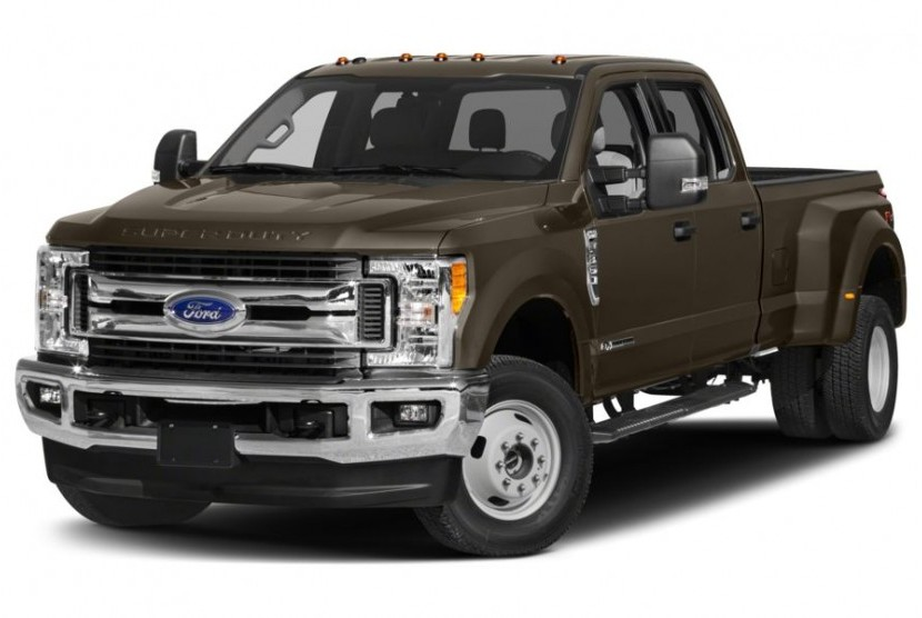 Ford F-350.