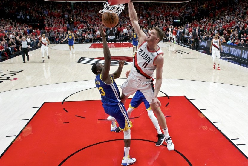 Warriors Melenggang ke Final NBA