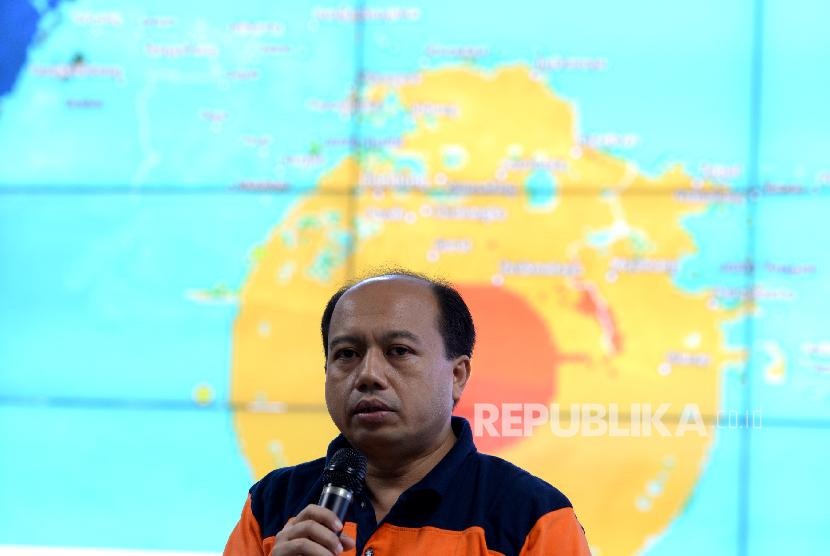 Head of Center for Data, Information and Public Relations of the National Disaster Management Agency, Sutopo Purwo Nugroho
