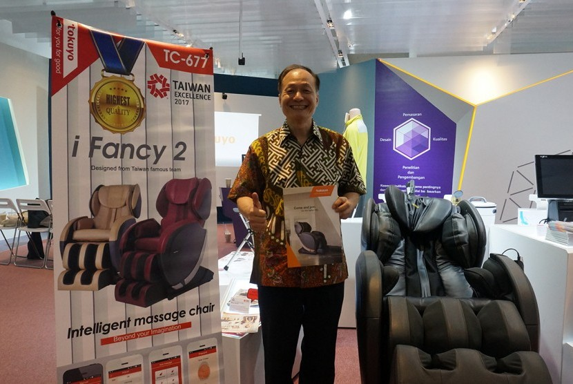 General Manager Tokuyo Indonesia Chan Te Hsiung