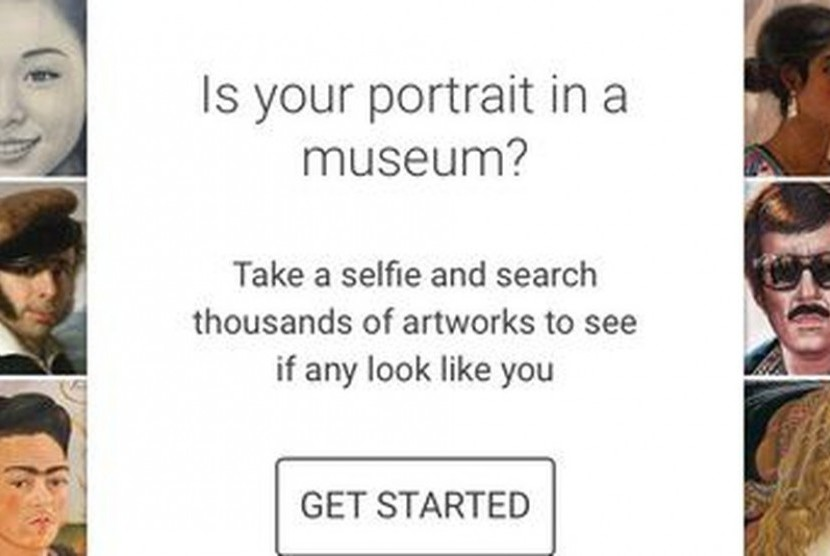 Google Arts and Culture.