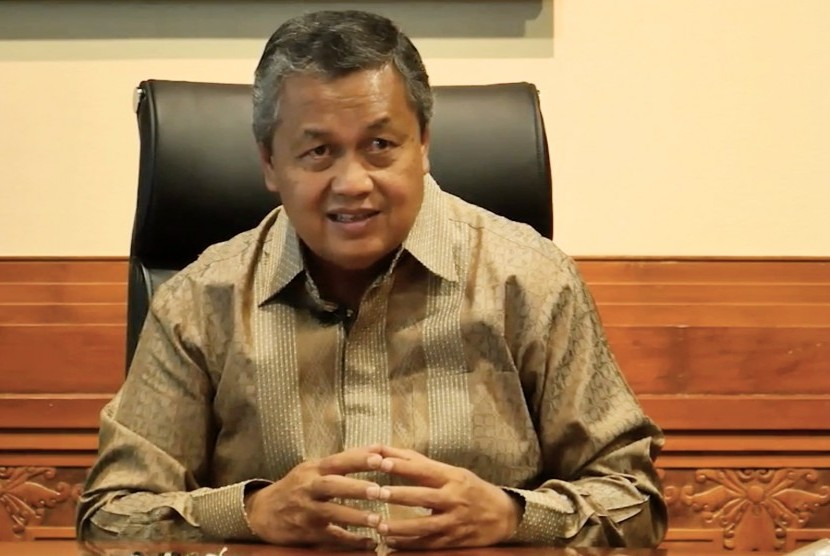 Gubernur Bank Indonesia, Perry Warjiyo