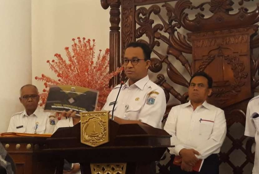 Four reclamation islets to not be dismantled: Anies | Republika Online