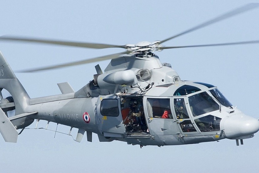 helikopter rotorcraft Airbus AS565 MBe Panther