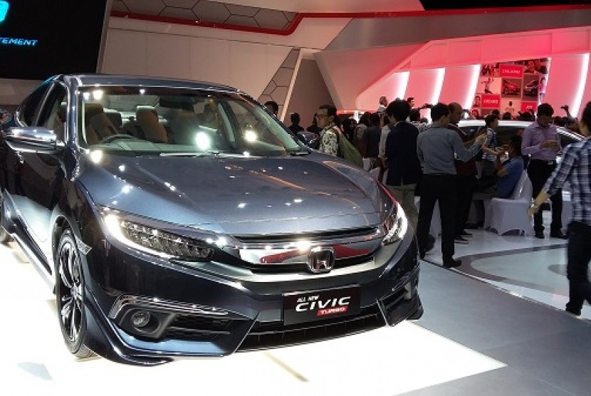 91 Jual All New Civic Gratis