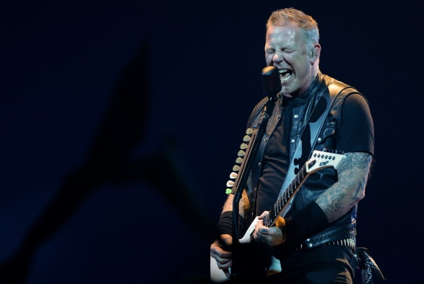 James Hetfield Metallica