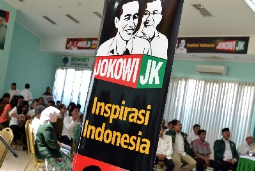 Jusuf Kalla is VP candidate for Jokowi