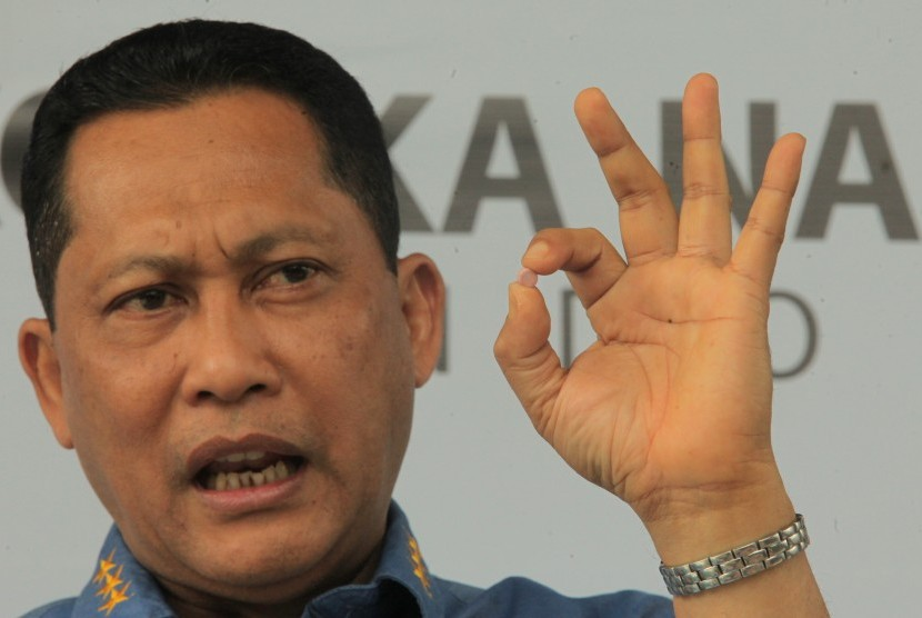 National Narcotics Agency (BNN) chief Comr. Gen. Budi Waseso 'Buwas'