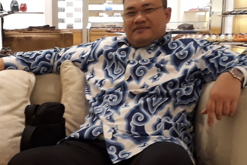Democratic Party Central Executive Board chairman Jemmy Setiawan