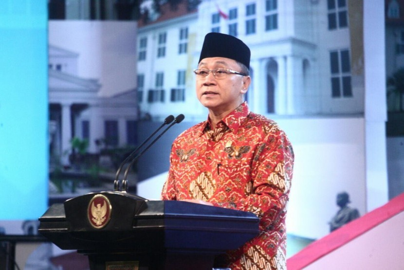 Chairman of the People's Consultative Assembly (MPR) Zulkifli Hasan