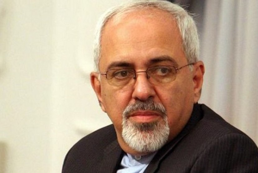 Iranian Foreign Minister Mohammad Javad Zarif