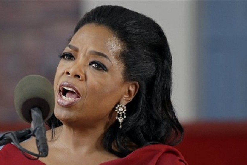 Oprah Winfrey (file photo)