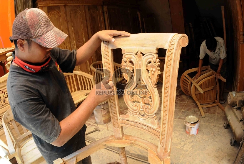 With FLEGT licenses, Indonesian furniture products have gained a stronger bargaining position.