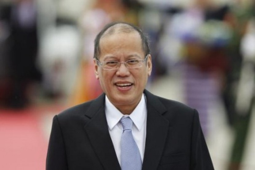 Philippine President Benigno Aquino is among four state leaders to attend BDF VII in Bali, Indonesia. (file)