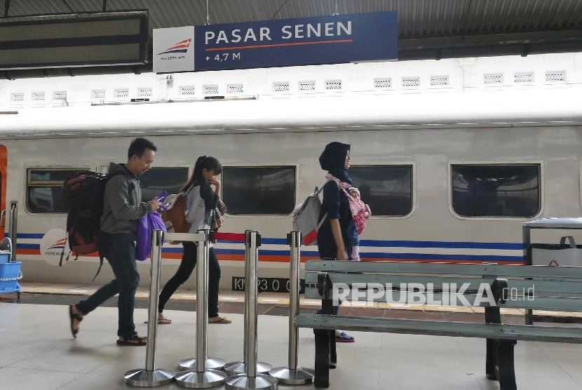 The government said based on evaluation of homecoming this year showed that people had high demand and interest to train transportation.