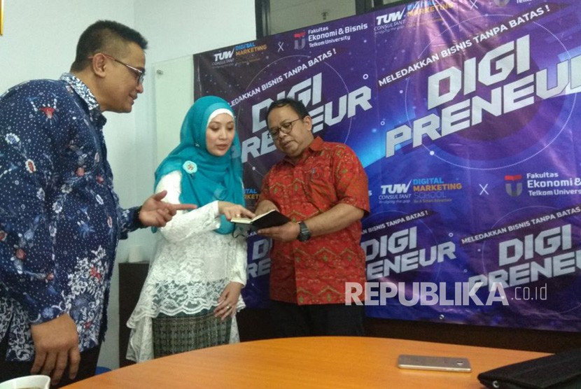 Universitas Telkom Luncurkan Program Digipreneur Class