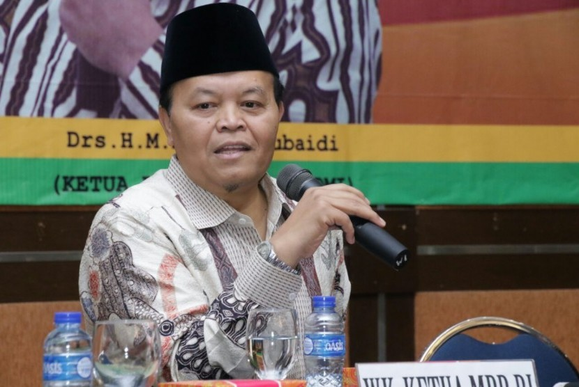 Deputy Chairman of the People's Consultative Assembly (MPR), Hidayat Nur Wahid
