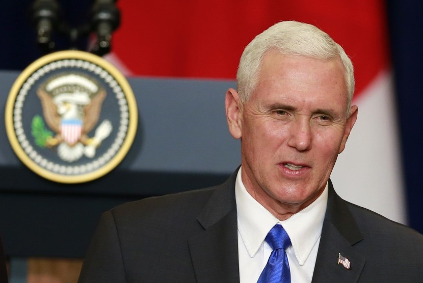 Wapres AS Mike Pence